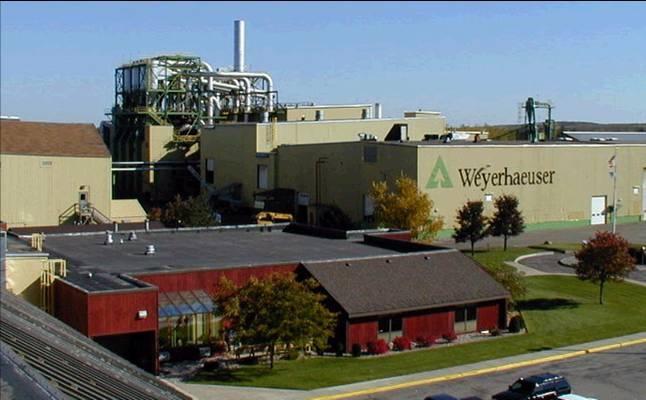 Weyerhaeuser's Grayling OSB Mill Celebrates 30-year