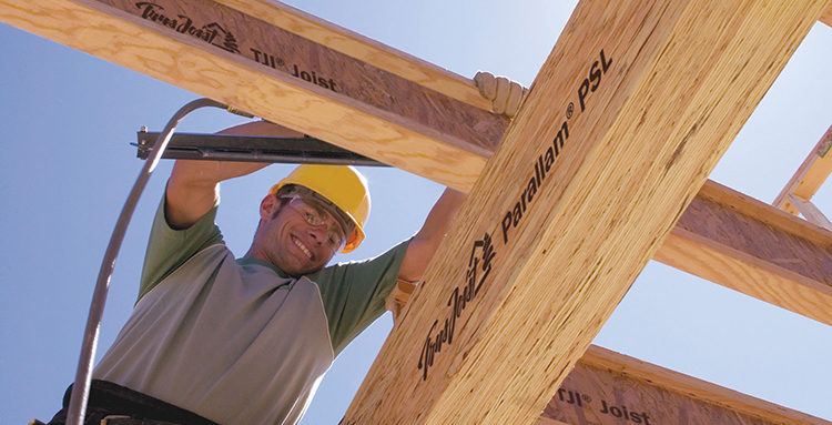 Design Advantages of Solid Section Beams :: Weyerhaeuser
