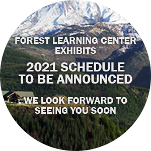 Forest Learning Center 2021 Operating Schedule Coming Soon