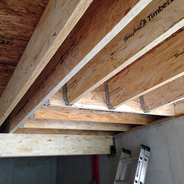 Meeting New Code Requirements With Timberstrand Lsl Floor Joists