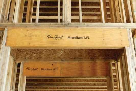 Microllam 174 Lvl Headers Weyerhaeuser