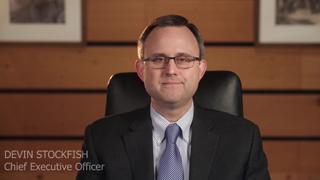 CEO Devin Stockfish