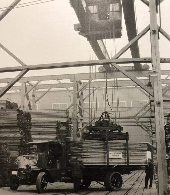 Baltimore Distribution Center 1920s